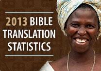 Wycliffe 2013 Bible Statistics